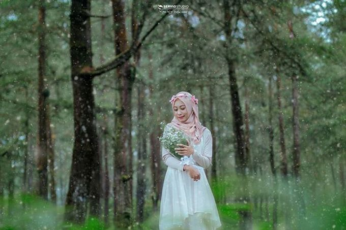 Prewedding Hesty&Mugi by Servio wedding studio - 005