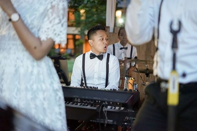 Yudha & Rubeta Wedding by Remember Music Entertainment - 011
