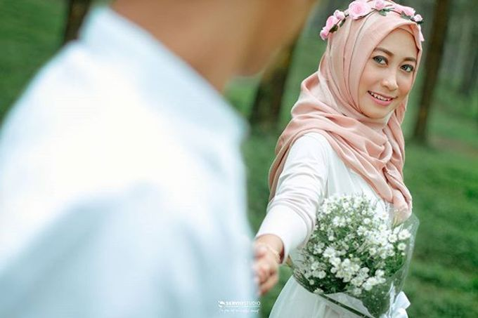 Prewedding Hesty&Mugi by Servio wedding studio - 007