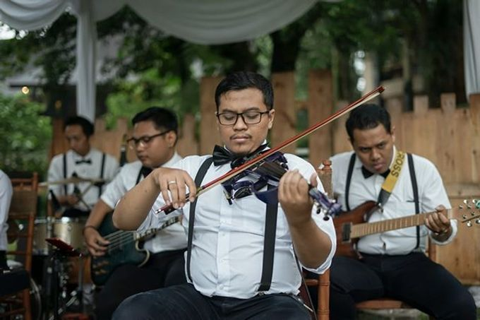 Yudha & Rubeta Wedding by Remember Music Entertainment - 017
