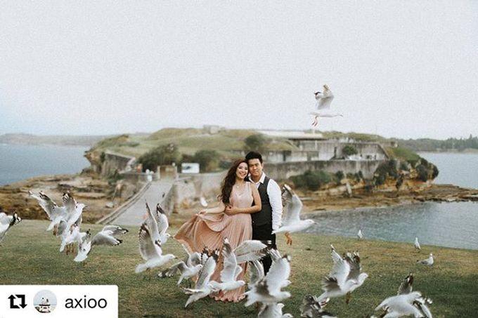 Pre-wedding of Francisca & Billiem by Vivre the Label - 013