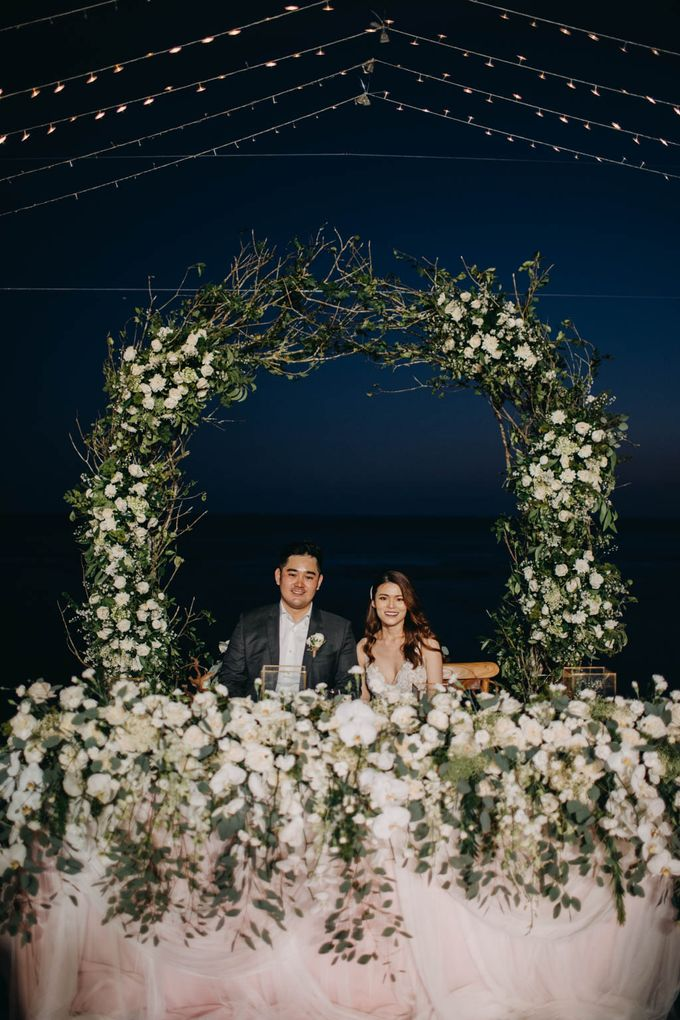 The Wedding of Adrian & Huiling by Bali Yes Florist - 018