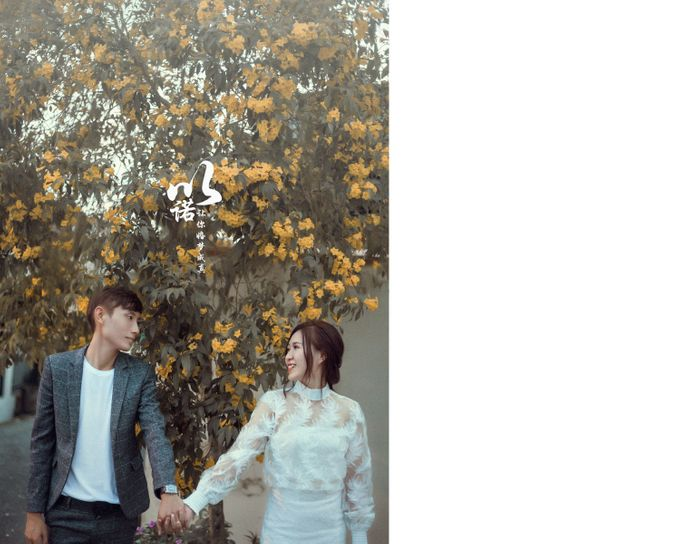pre-wedding photography by Enoch Gallery - 007