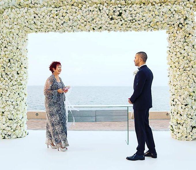 Burj Al Arab Wedding by Theresa D Wedding Celebrant - 005