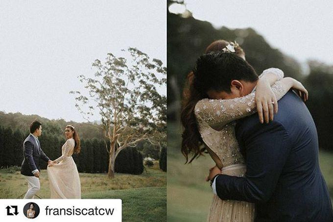 Pre-wedding of Francisca & Billiem by Vivre the Label - 012