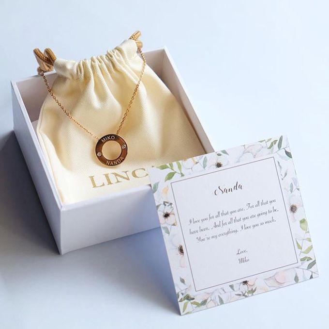CARA NECKLACE by LINCA Jewellery - 002