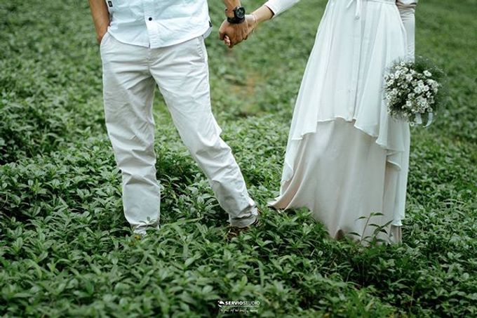 Prewedding Hesty&Mugi by Servio wedding studio - 002