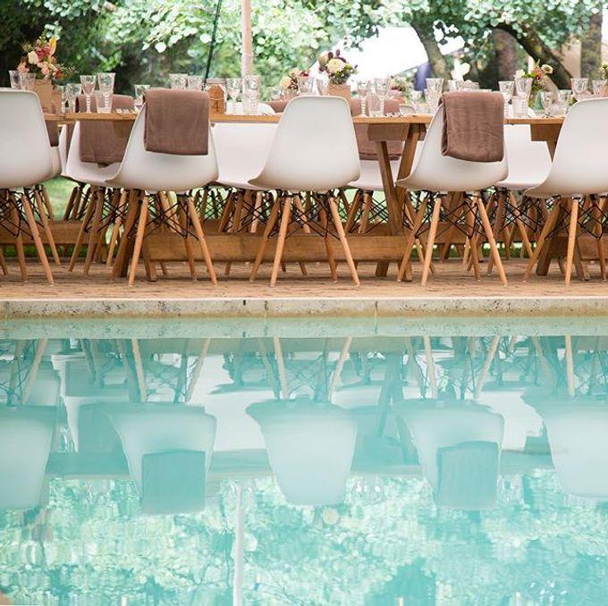 Garden Wedding by Elegant Events - 009