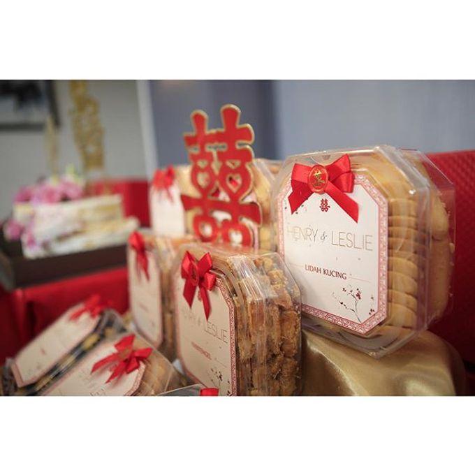 Tingjing of Henry & Leslie by The Artisan Bakehouse - 002
