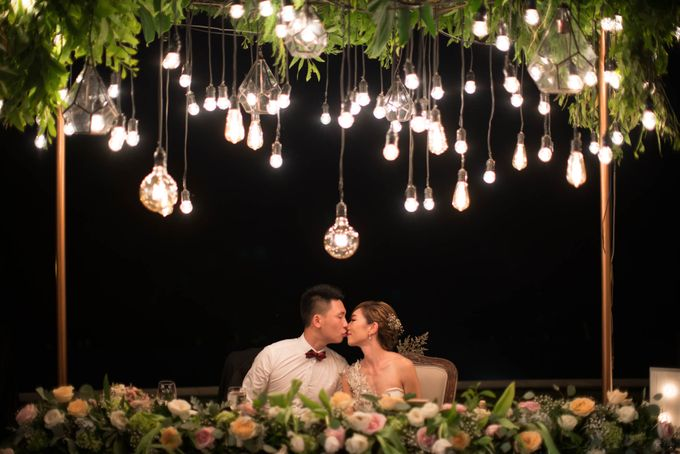 The Wedding of Shawn & Janet by Bali Yes Florist - 017