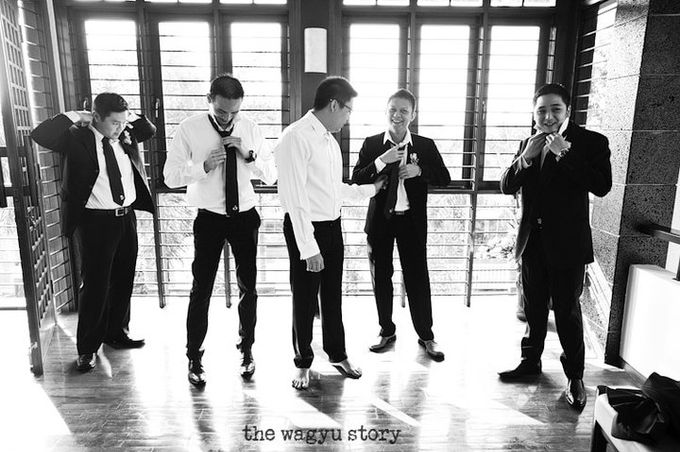 Melvin & Vero | the Wedding by The Wagyu Story - 002