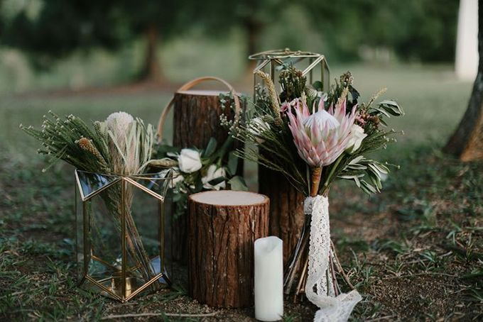 Earthy Bohemian Styled Shoot by Amperian - 029