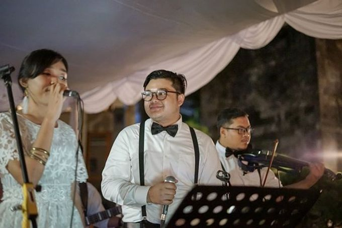 Yudha & Rubeta Wedding by Remember Music Entertainment - 005