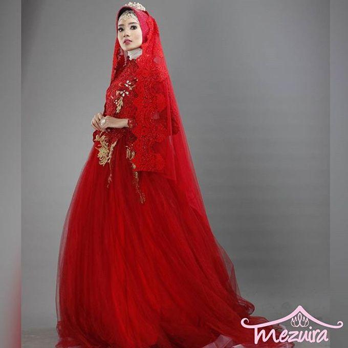 Muslim Modern Bridal (Simple Elegant) by Mezuira MakeUp & Hijab Style - 001