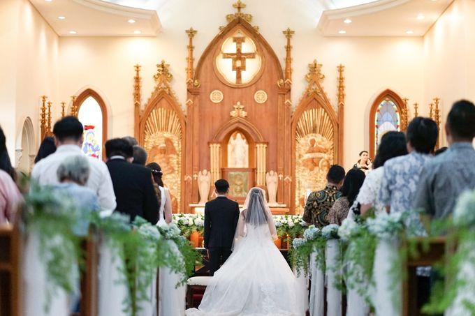 Wedding Of Agnes & Krisna by Ohana Enterprise - 005