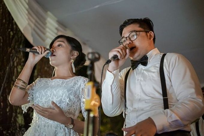 Yudha & Rubeta Wedding by Remember Music Entertainment - 002
