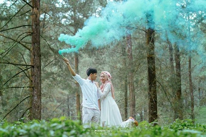 Prewedding Hesty&Mugi by Servio wedding studio - 008