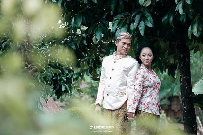 Prewedding Fitria&Hari by Servio wedding studio - 004