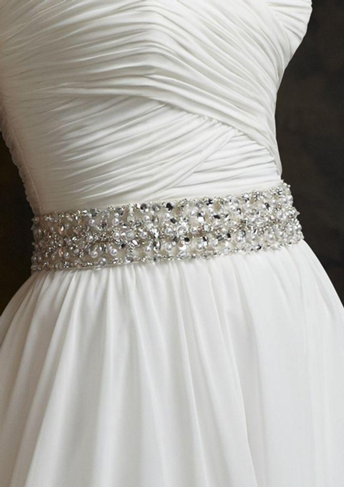 Bridal Accessories by Casablanca Bridal And Tuxedo - 004