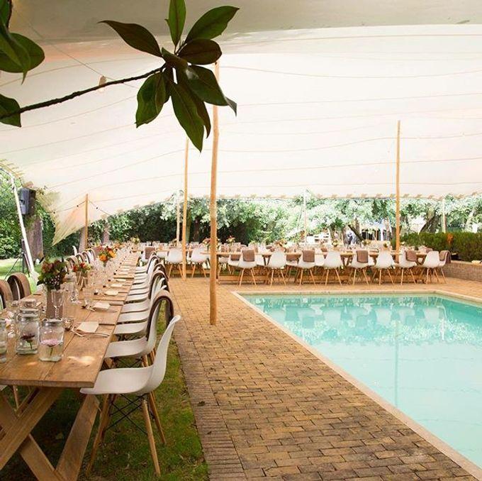 Garden Wedding by Elegant Events - 010