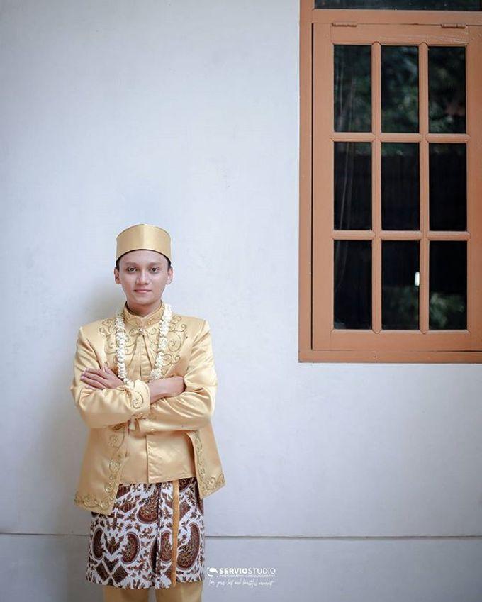 Wedding Atina&Haydar by Servio wedding studio - 004