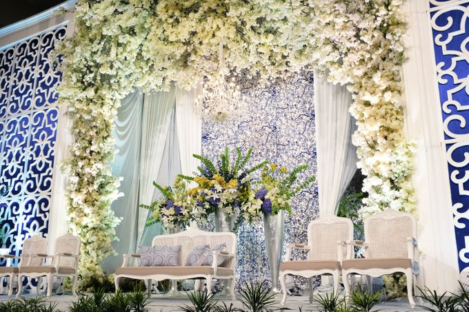 Chinoiserie Garden by Royal Design Indonesia - 003