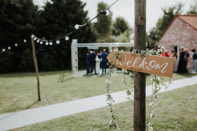 A relaxing garden wedding by Elegant Events - 005