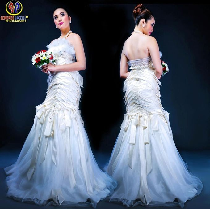 Wedding Gowns by ferdie sayo couture - 009