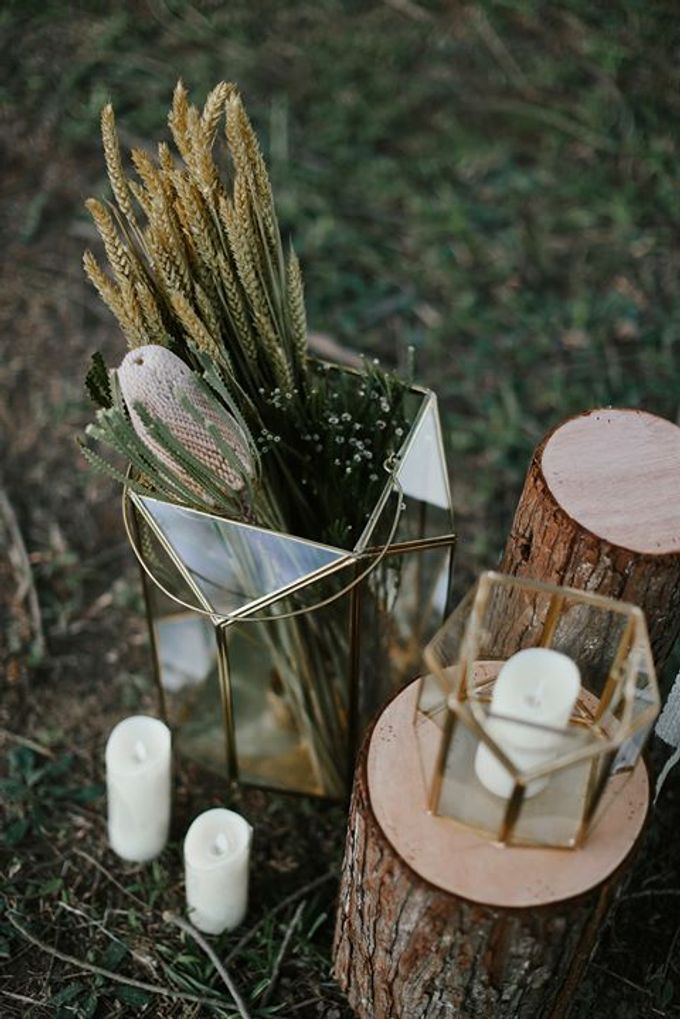 Earthy Bohemian Styled Shoot by Amperian - 028