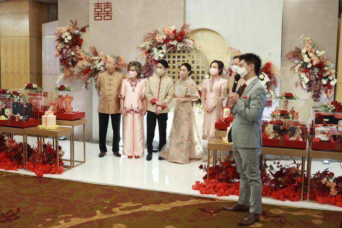MC Sangjit Hotel Mulia Gerbera Room Jakarta - Anthony Stevven by Anthony Stevven - 038
