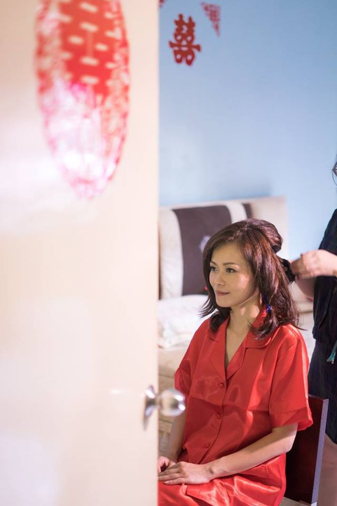 ALLY CHOONG BRIDAL MAKE UP & HAIR STYLING by Ally Choong . Make Over - 029