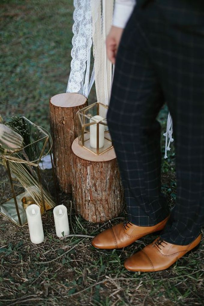 Earthy Bohemian Styled Shoot by Amperian - 027