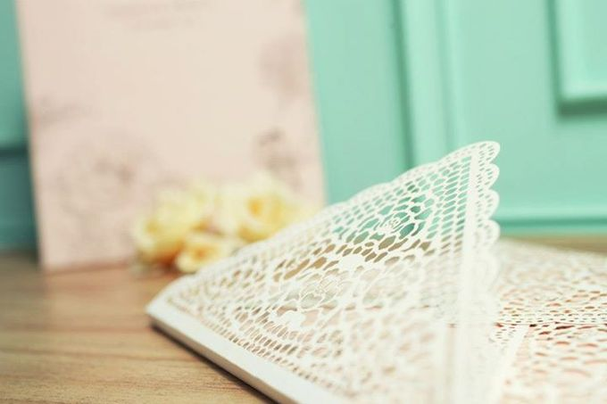 Peonies & Lovely Lace Envelope by Pullman Jakarta Indonesia - 004