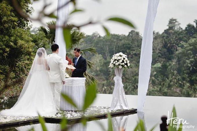 Bali Wedding Photo ~ Zhang Min & Wang YingPing by Heru Photography - 001