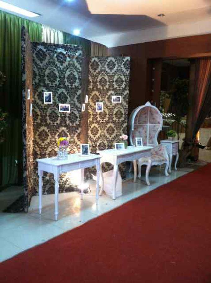 sheilla hazyah wedding day by Link Wedding Planner - 002