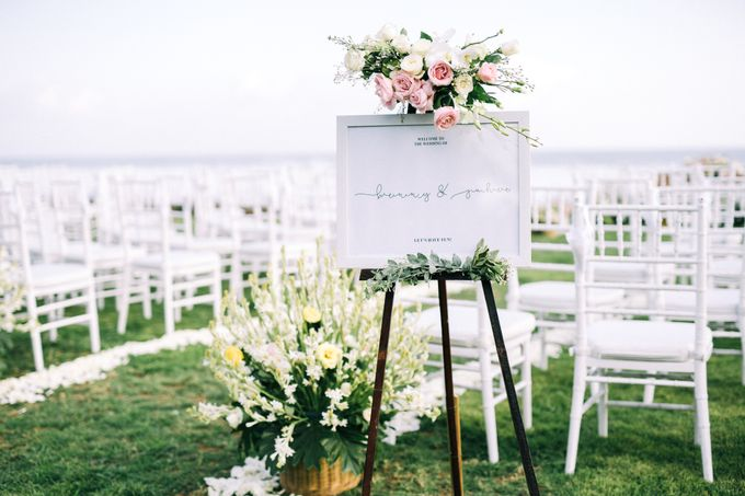 B & J Wedding by Soori Bali - 005