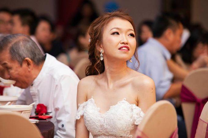 ALLY CHOONG BRIDAL MAKE UP & HAIR STYLING by Ally Choong . Make Over - 023