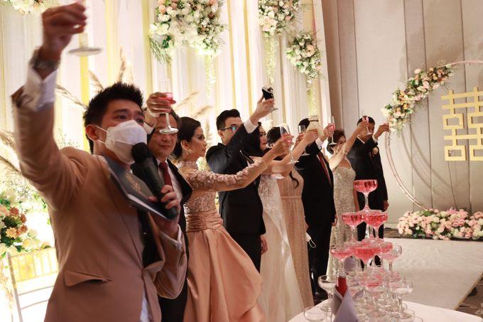 MC Wedding Intimate Double Tree Jakarta by Anthony Stevven by Anthony Stevven - 020