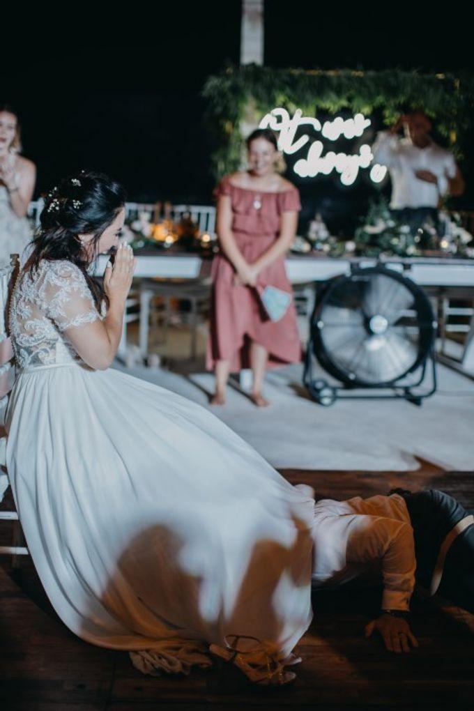 Jessica & Antonio Wedding by Bali Brides Wedding Planner - 040