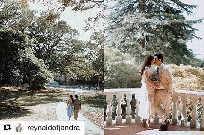 Pre-wedding of Francisca & Billiem by Vivre the Label - 011