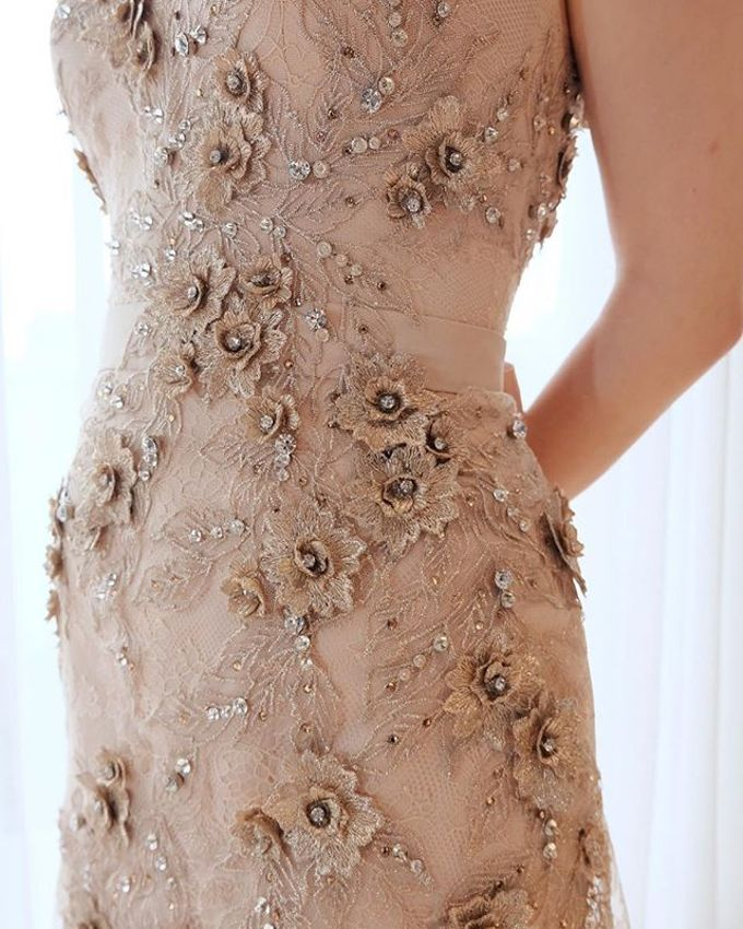 Evening Gown  by Tommy Pancamurti - 032
