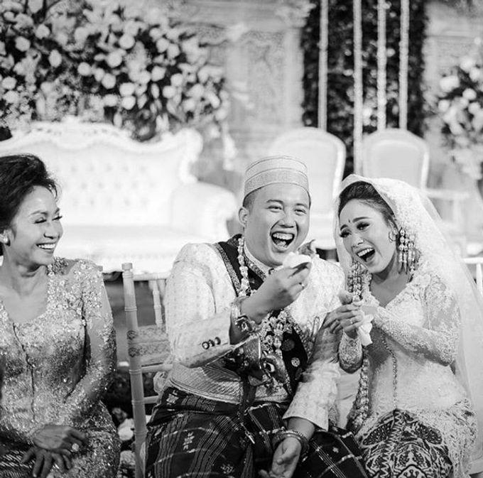 Yasmine Andhika CHANDIRA WEDDING PACKAGE by Chandira Wedding Organizer - 035