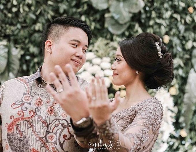 Yasmine Andhika (Engagement Package By Chandira) by Chandira Wedding Organizer - 009