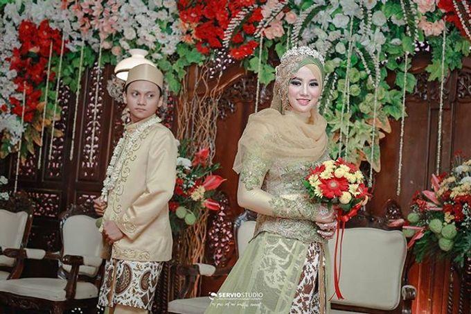 Wedding Atina&Haydar by Servio wedding studio - 007