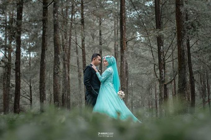 Prewedding Ajeng&Dimas #Season 1 by Servio wedding studio - 010