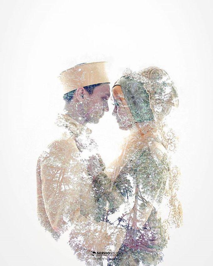 Wedding Atina&Haydar by Servio wedding studio - 003