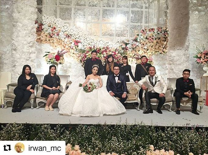 The Wedding Of Mando & Rachel by Imperial Photography Jakarta - 007