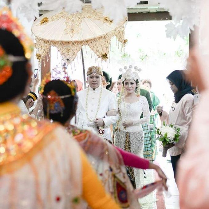 Yasmine Andhika CHANDIRA WEDDING PACKAGE by Chandira Wedding Organizer - 033