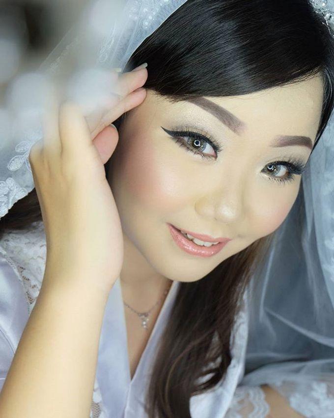 wedding make up by nof makeup - 001