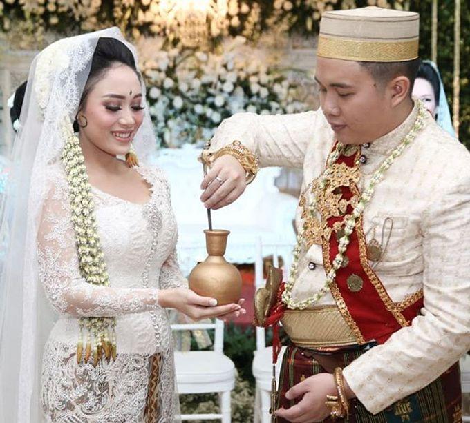 Yasmine Andhika CHANDIRA WEDDING PACKAGE by Chandira Wedding Organizer - 025